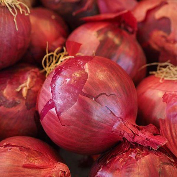 Oignon rouge 1 Kg
