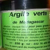 Argile verte - 250g