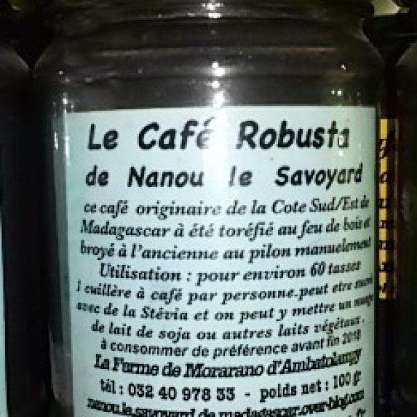 Café Robusta - 100g