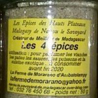 4 épices - 50g