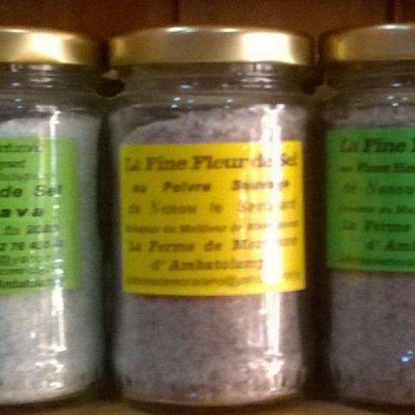 Fine fleur de sel - 100g