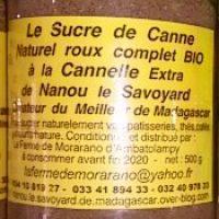 Sucre de canne roux complet - 500g