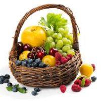 corbeille de fruits 1