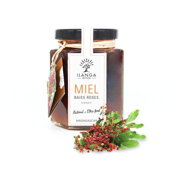 Miels-baies-roses-fruit